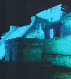 Tulum at Night